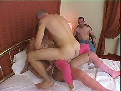 Shemale Bisex Party