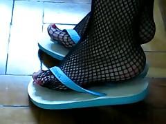 Nice amateur feets