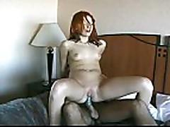 Redhead Deep Anal
