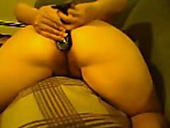 Anal Masturbation Jennifer 38 years