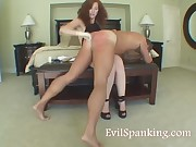 Her husband needs some discipline