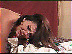 amateur milf suffers anal torment