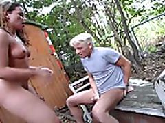 Gefickt wird uberall - Scene 01