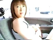 Asian In Nylons