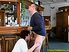 fucked hard and does blowjob load