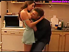 Old russian man fuck young teen babe