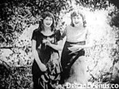 Piss: Antique Porn 1910s - A Free Ride