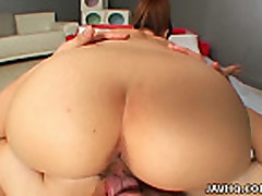 Sexy Japanese babe hardcore sex!