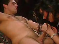 Asia Carrera anxious to fuck