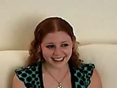 True Redhead - Cherry Poppins - Anal Destruction