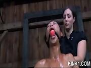 Beautiful Tits in Bondage